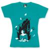 Mary Shelley T-Shirt at ThinkGeek